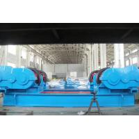 Buy cheap Loading Capacity 300 Ton Double Sides Inverter Motor Drive Metal Wheels Working Rotator / Pipe Turning Rollers product