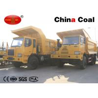 Buy cheap High Bumper Mine Tipper Dump Trucks Lift Truck 336HP/371HP HW76 Cab Without ABS from wholesalers