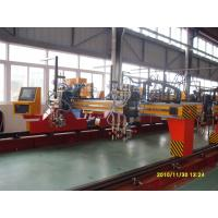 Buy cheap CNC Flame Cutting Machines Cnc Pipe Cutting Machine For Steel Plate 4000 x 12000 product