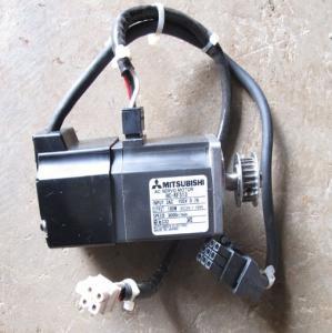 Buy cheap Mitsubishi servo motor HC-KFS13, 100W power, supporting the servo drive MR-J2S-10A product