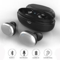 Buy cheap TWS Bluetooth Earphone Mini Bluetooth V5.0 Headset Double Wireless Earbuds Headphones product