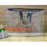 Buy cheap custom gift frosted pvc pencil bag, pencil holder, fancy custom pvc pencil bag with canvas zipper, new fashion cutely pr product