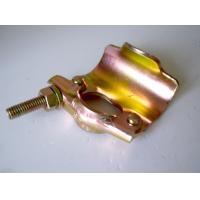 Buy cheap 48.3MM pressed steel products scaffold putlog / single coupler EN74 , BS1139 product