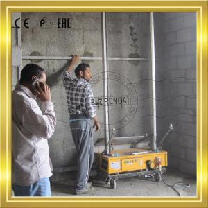 Buy cheap Brick Spray Render Machine 0.75kw / 1.1kw Single Phase product