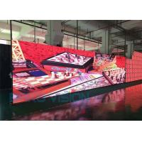 Buy cheap Event Rental Mobile LED Screen Truss Hanging / Stacking Stage Backdrop 1200 Nits product