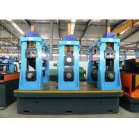 Buy cheap High Precision ERW Pipe Mill Pipe Making Machine With Good Working Condition product