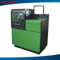 Buy cheap 4KW Green Common Rail Injector Test Bench , High - precision flow meter product