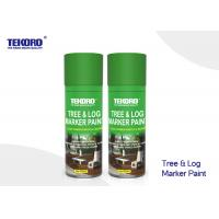 Buy cheap High Opacity Tree & Log Marker Paint For All Natural And Cut Timber Applications product
