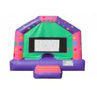 Buy cheap Indoor Playground Funny Inflatable Jumping Castle , Entertainment Children'S Bounce House product