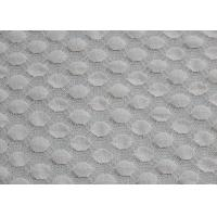 Buy cheap Water SolubleWhite Stretch Lace Fabric In Textile 125cm Width CY-LW0667 product