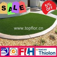 China Outdoor Synthetic Green Grass For Backyard Turf on sale