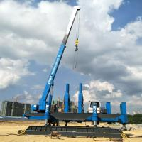 Buy cheap ISO9001 Diversity Side Pile Driver Machine For Pile Foundation from wholesalers