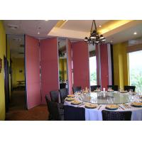 Buy cheap High Noise Absorption Panels ,  Acoustic Partition Wall Veneer / HPL Melamine product