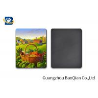 Buy cheap UV Offset Printing Lenticular Magnet PET Material 0.45mm Thickness ANTI - Scratch product