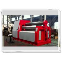 Buy cheap Easy Operation CNC Control Hydraulic 4 Roller Rolling Machine With High Accuracy from wholesalers
