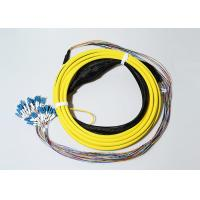 Buy cheap OEM factory high quality LC OM1/OM2/OM3/OM4 Optical Fiber Patch Cord Indoor pre- terminated cable product