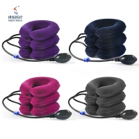 China Top seller neck support inflatable cervical collar neck brace from China on sale