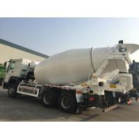 Buy cheap HOWO 10 wheels Euro 2  10m3 Concrete Mixer Truck from wholesalers