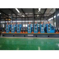 Buy cheap Automatic ERW Pipe Mill Line / Carbon Steel Tube Production Line product