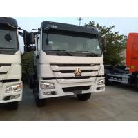 Buy cheap 30 ton automatic dump truck 25 - 40 ton Loading weight ZZ3257M3647A product