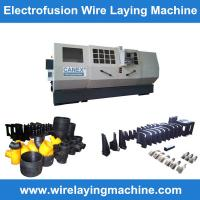 Buy cheap canex automatic wire laying for pe electrofusion fittings product