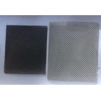 Buy cheap Custom Size 304 316 Stainless Steel Insect Screen , Window Wire Mesh Rolls product