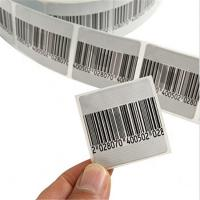 Buy cheap EAS Anti-theft Security Soft Label rf 4*4cm eas label for library from wholesalers