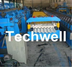 Buy cheap Corrugated Sinusoidal Sheet Roll Forming Machine, Corrugated Sheet Making Machine product