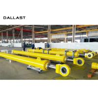 Buy cheap Industry Flange Hydraulic Oil Cylinder 25MPa Working Pressure for Dam Gate product