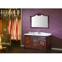 Buy cheap Solid Wood Bathroom Cabinet (AA-021) product