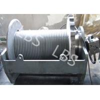 Buy cheap Two Speed Hydraulic Crane Winch Electrical Mooring Winch Long Life product