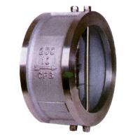Buy cheap Butterfly Check Valve product
