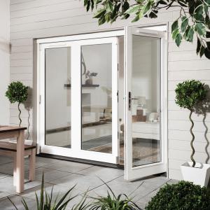 Buy cheap Exterior Commercial Aluminium Hinged Doors / Insulated Tempered Glass Front Door price door glass hinge,aluminum hings product