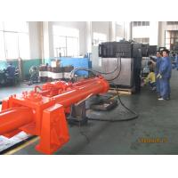 Buy cheap Custom Miter Gate Hydraulic Pressure Cylinder Horizontal Flat Standard Hydraulic Cylinders product