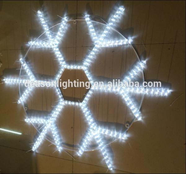 Christmas led snowflake motif light decorationlamp com light snowflake different designs aloadofball Images