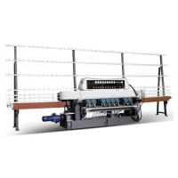 China GLASS STRAIGHT-LINE BEVELING MACHINE WITH 9 SPINDLES on sale
