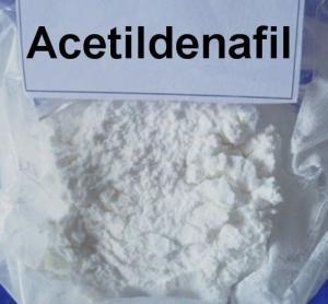 Buy cheap Male ED Sexual Enhancement Acetildenafil Hongdenafil for Erectile Dysfunction Treatment CAS 831217-01-7 product
