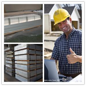 Buy cheap Mill Finish Color 3003 Aluminum Sheet Metal / Custom Aluminium Sheeting Products product