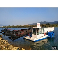 Buy cheap 3m Length 25Kw Sand Clean Machine River Surface Cleaning Machine product