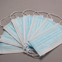 Buy cheap CE FDA Disposable Antidust 3 Ply Earloop Mask product