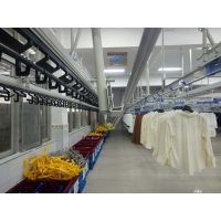 Buy cheap Chain Transport Ss Overhead Garment Hanging System product