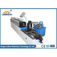 China U Shape Drywall Stud And Track Roll Forming Machine CE Certified Lightweight System on sale