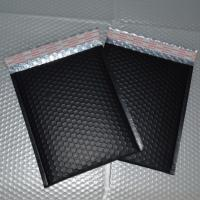 Buy cheap 2015 Custom black poly bubble envelopes product