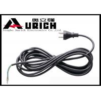 Buy cheap Denmark 3 Pin Electric Power Extension Cord For Home Appliances / Electric Machines product