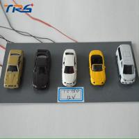 Buy cheap 1:150 scale model car Toy Metal Alloy Diecast car Model Miniature Scale model for train layout scenery product