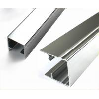 Quality Chemically Polished Aluminum Angle Extrusion For Windows And Doors , ISO9001 for sale