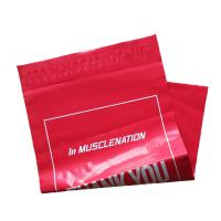 Buy cheap 14x17in 2.0mil red large poly mailer bags postage poly mailing bags poly mailers shipping envelopes bags product