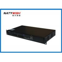 China 1U Rack Type EPON Optical Line Terminal 4 PON Ports For FTTH Project With EMS Software on sale
