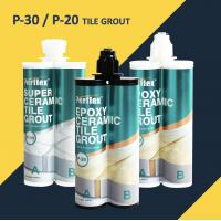 Buy cheap Stain Free Waterproof Sanded Tile Grout Sealer High Hardness Anti Bacterial product