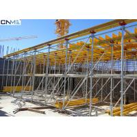 Buy cheap Timber Beam Slab Shuttering System , House Slab Formwork For Construciton product